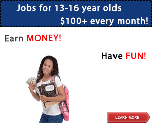Where 13 Year Old Kids Can Get Hired For A Job In 2018