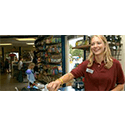 Merchandise warehouse attendant - 16 year old