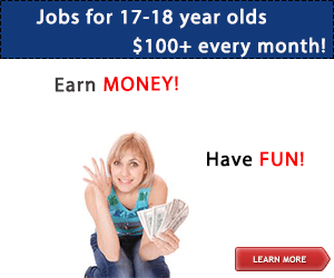 Seventeen Years Old And Looking For Employment In 2018