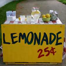 lemonade stand 12 yo job